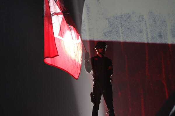 ROGER WATERS THE WALL assago milano