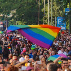 Parata Pride Madrid LGBT