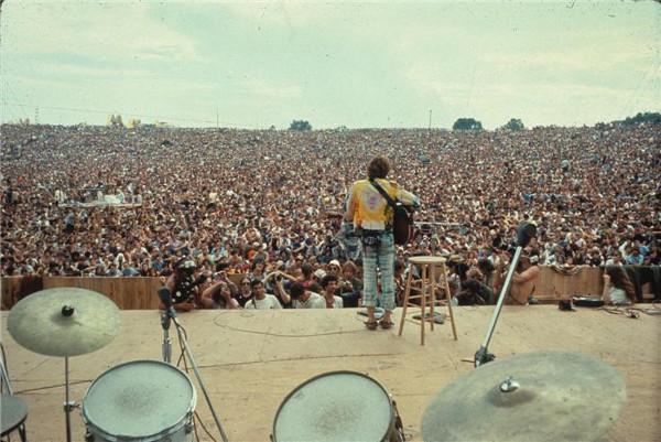 john sebastian woodstock 1969 eventi