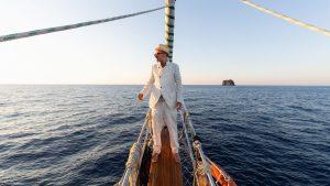 samuel subsonica eolie music fest boat festival