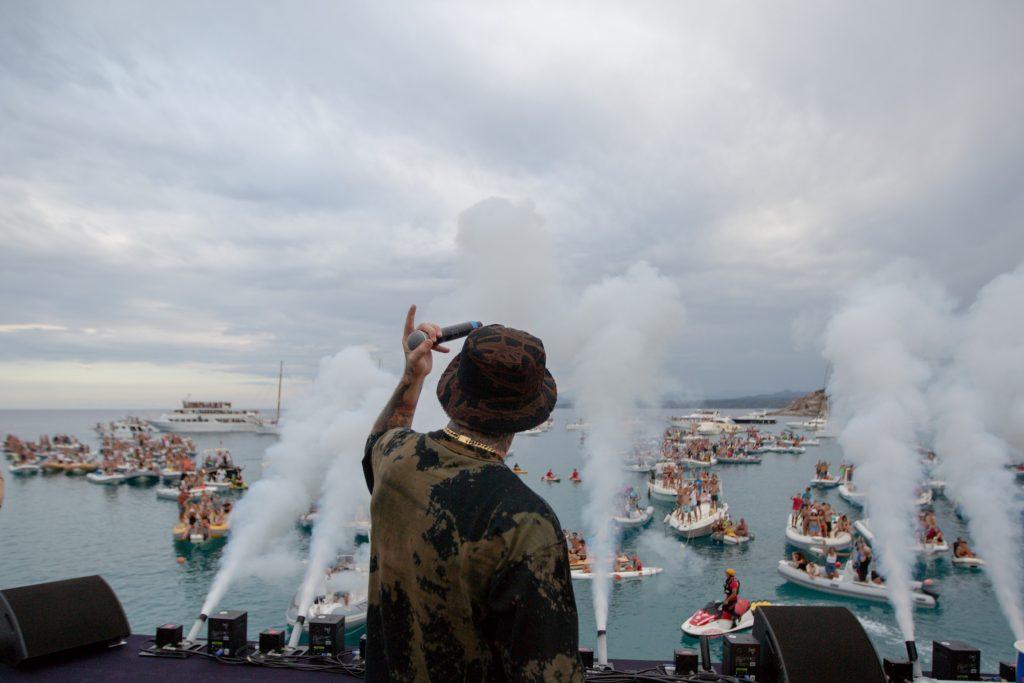 water world music festival boat party salmo arbatax sardegna olbia